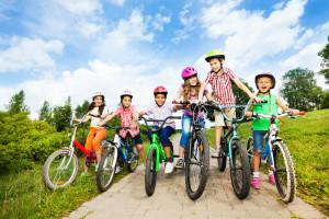 фото для пресс-релиза для велосипедистов