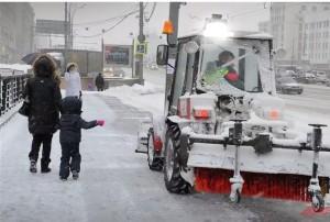 картинка. Безопасность на дороге зимой